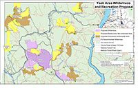 Yaak Area Wilderness and Recreation Proposal